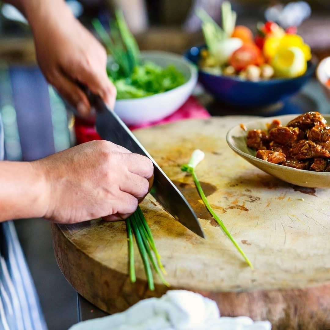 La table d'hotes - mangez local